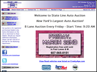 State Line Auto Auction